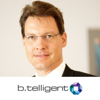 Dr. Michael Allgöwer, Leiter Competence Center Data Science, b.telligent GmbH & Co. KG
